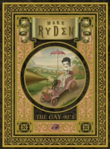 The Gay 90's, Postcard book or pack Book