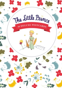 The Little Prince Postcards, Postcard book or pack Book