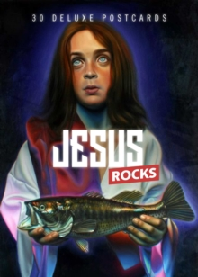 Jesus Rocks, The Postcards Box Set, Postcard book or pack Book