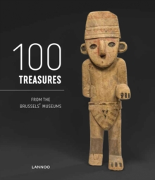 100 Treasures from Brussels Museums, Paperback Book