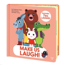 Make Us Laugh!, Hardback Book