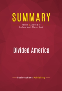 Summary: Divided America, EPUB eBook