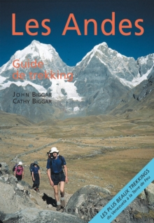 Equateur : Les Andes, guide de trekking, EPUB eBook