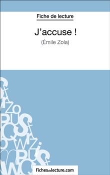 J'accuse : Analyse complete de l'oeuvre, EPUB eBook