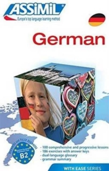 German : German Approach to English, Paperback Book