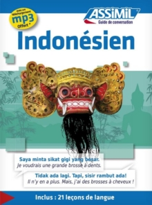 Indonesian, Paperback Book
