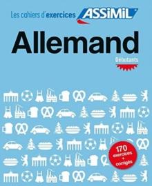 Allemand Debutants Cahier, Paperback / softback Book