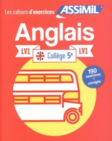 Cahier d'exercices Anglais : Year 5, Paperback Book