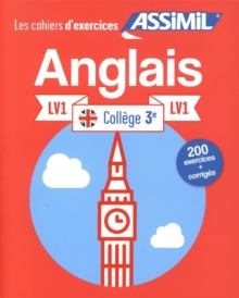 Cahier d'exercices Anglais : Year 3, Paperback Book