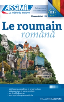 Le Roumain : Book Only, Paperback Book
