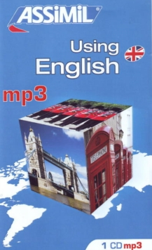 Using English : Perfectionnement Anglais, CD-Audio Book