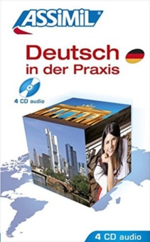 Perfectionnement Allemand, CD-Audio Book