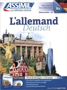 L'Allemand, Mixed media product Book