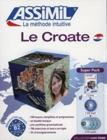Le Croate, Mixed media product Book
