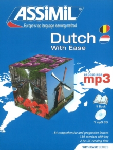 Dutch with Ease, Mixed media product Book