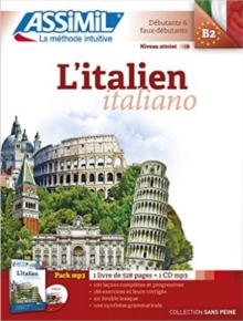L'Italien, Mixed media product Book