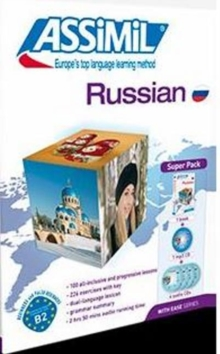 Assimil Russian : Book + CD + MP3 recordings, Mixed media product Book