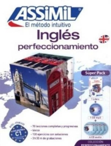 Ingles Perfeccionamiento, Mixed media product Book