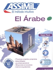 El Arabe Superpack, Mixed media product Book