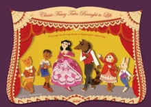 Paper Theatre : My Wonderful Fairy Tales and Other Stories, Hardback Book