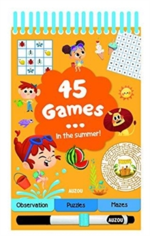 45 Games in the Summer, Paperback / softback Book