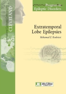Extratemporal Lobe Epilepsy Surgery, Hardback Book