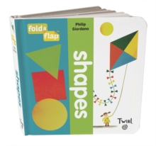 Fold-a-Flap: Numbers, Board book Book