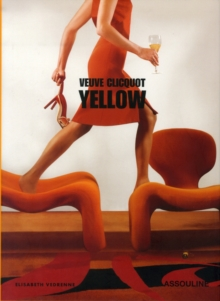 Veuve Clicquot, Yellow(Memoire),  Book