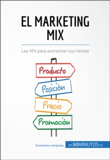 El marketing mix, EPUB eBook