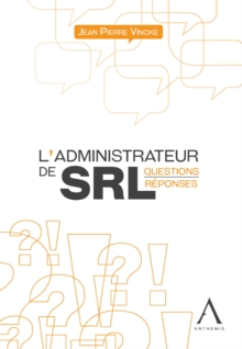 L'administrateur de SRL : Questions-reponses, EPUB eBook