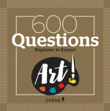 600 Questions on Art, Paperback Book