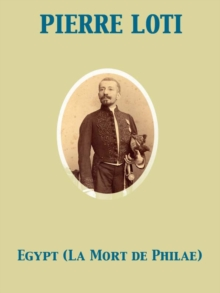 Egypt (La Mort de Philae), EPUB eBook