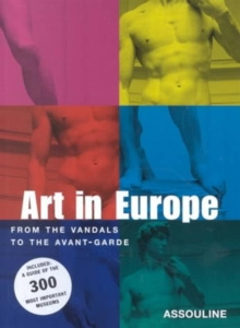 European Art : History and Guide, Paperback Book