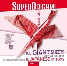 Super Origami, Mixed media product Book