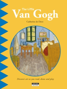 The Little Van Gogh : A Journey into Colour, Paperback / softback Book