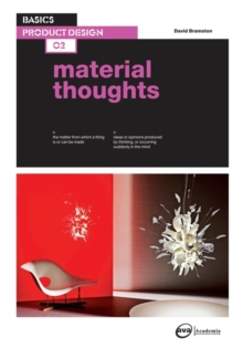 Basics Product Design 02: Material Thoughts, Paperback Book