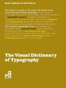 The Visual Dictionary of Typography, Paperback / softback Book