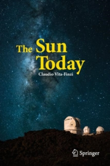 The Sun Today, Paperback / softback Book