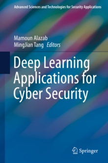 Deep Learning Applications for Cyber Security, EPUB eBook