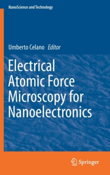 Electrical Atomic Force Microscopy for Nanoelectronics, Hardback Book