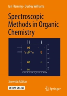 Spectroscopic Methods in Organic Chemistry : 7th Edition, Paperback / softback Book