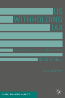 US Withholding Tax : Practical Implications of QI and FATCA, EPUB eBook