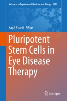 Pluripotent Stem Cells in Eye Disease Therapy, EPUB eBook