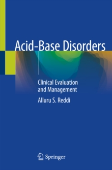 Acid-Base Disorders : Clinical Evaluation and Management, EPUB eBook