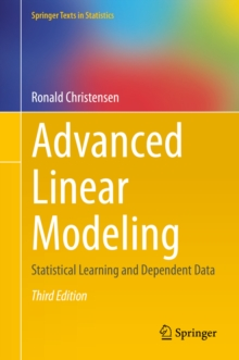 Advanced Linear Modeling : Statistical Learning and Dependent Data, EPUB eBook