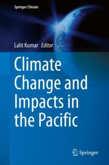 Climate Change and Impacts in the Pacific, EPUB eBook