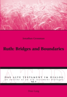 Ruth: Bridges and Boundaries, PDF eBook