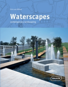 Waterscapes : Contemporary Landscaping, Hardback Book