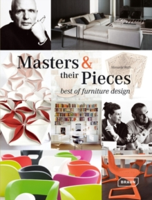Masters and Their Pieces, Hardback Book