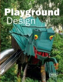 Playground Design, Hardback Book